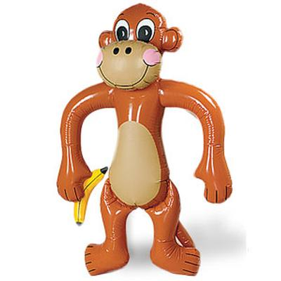 Click to get Gigantic Inflatable Monkey