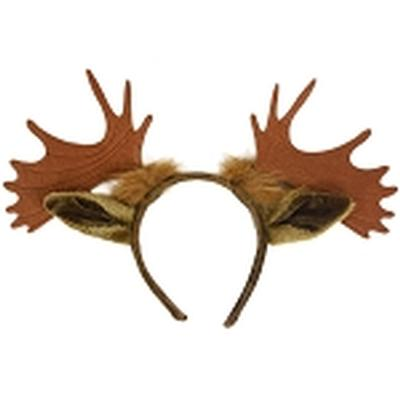 Click to get Moose Antlers Headband