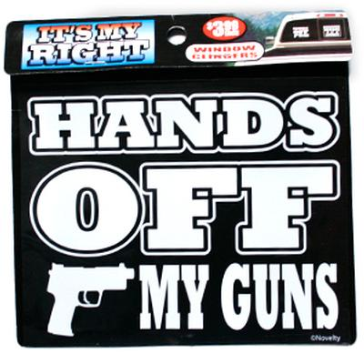 Click to get Gun Crazy Window Clings