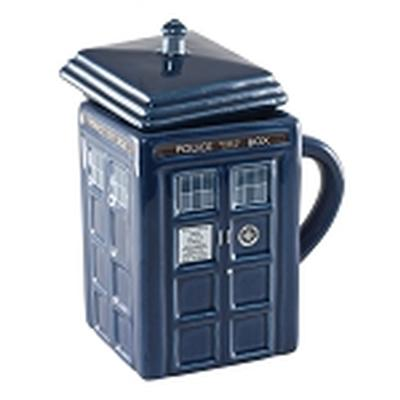 Click to get Doctor Who LE Chrome Tardis Mug