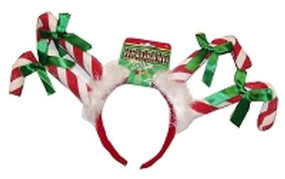 Click to get Candy Cane Headband
