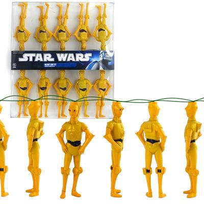 Click to get Star Wars C3PO String Light Set