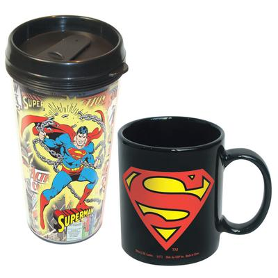 Click to get Superman Mug Set