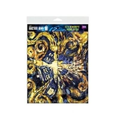 Click to get Doctor Who Magnetic Puzzle Exploding Tardis