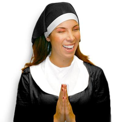 Click to get Nun Costume Kit