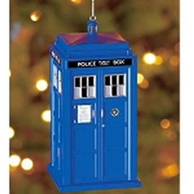 Click to get Doctor Who Tardis Ornament