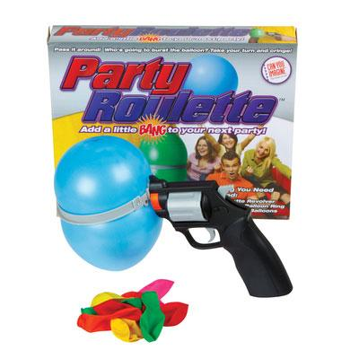 Click to get Party Roulette Water Balloon Game