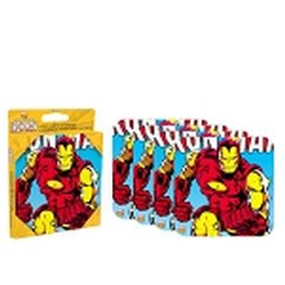 Click to get Iron Man 4 piece Coaster Set
