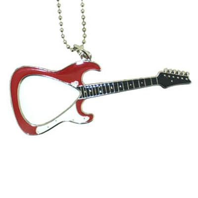 Click to get Guitar Pick Holder Necklace
