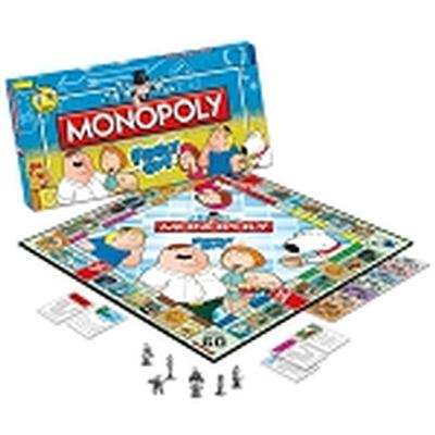 Click to get Family Guy Monopoly