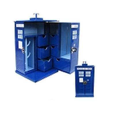 Click to get Doctor Who Tardis Jewlery Box