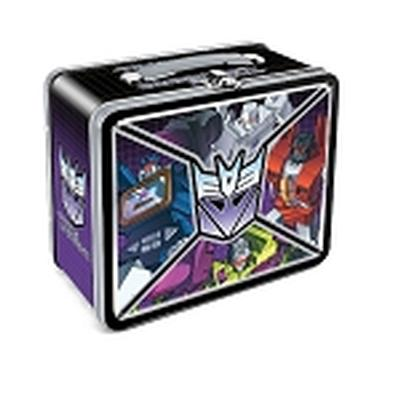 Click to get Transformers  Decepticons Lunchbox
