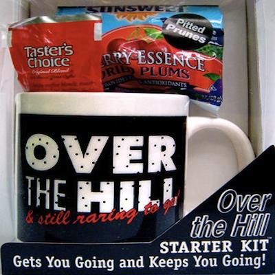 Click to get Over the Hill Starter Kit