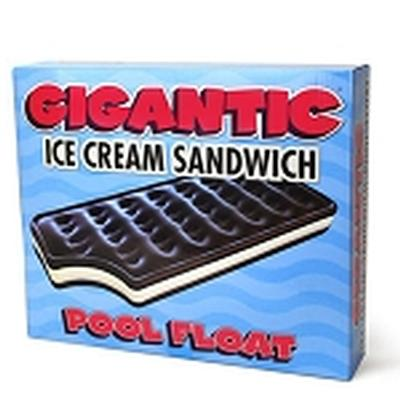 Click to get Ice Cream Sandwich Pool Float