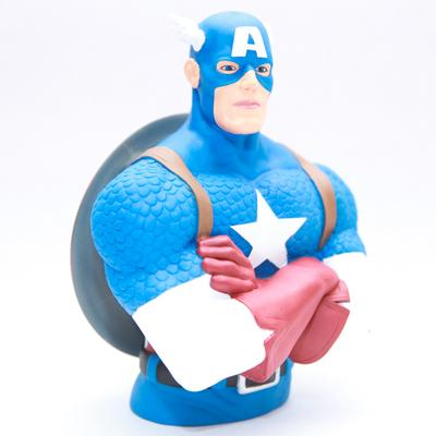 Click to get Captain America Bust Bank
