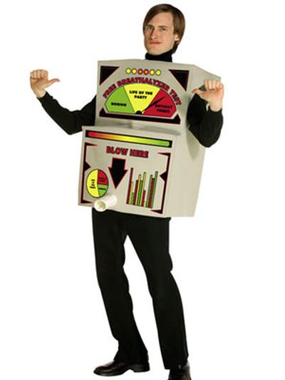 Click to get Breathalyzer Costume