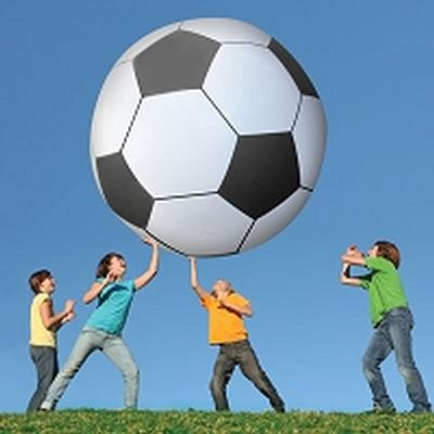 Click to get Giant Inflatable Soccer Ball