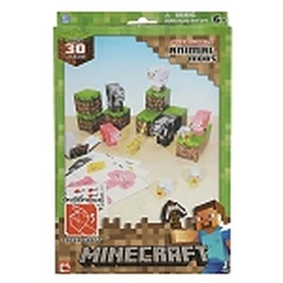 Click to get Minecraft Paper Craft Animal Mobs