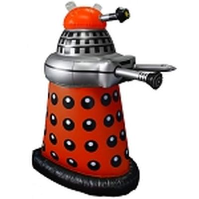 Click to get Doctor Who 60 Inflatable Red Dalek