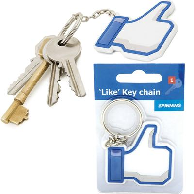 Click to get Facebook Like Keychain
