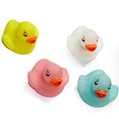Click to get Flashing Rubber Ducks Set of 4 Set of 4 Ducks