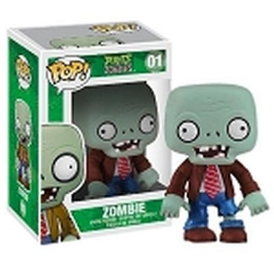 Click to get Pop Vinyl Figure Plants vs Zombies Regular Zombie