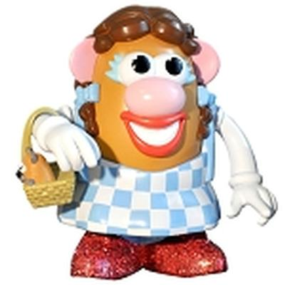 Click to get Wizard of Oz Mrs Potato Head Dorothy