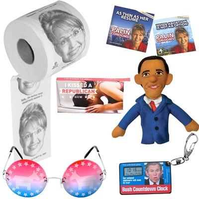 Click to get The Perfect Democrat Gag Gift Set