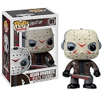 Click to get Jason Voorhees Pop Vinyl Figure
