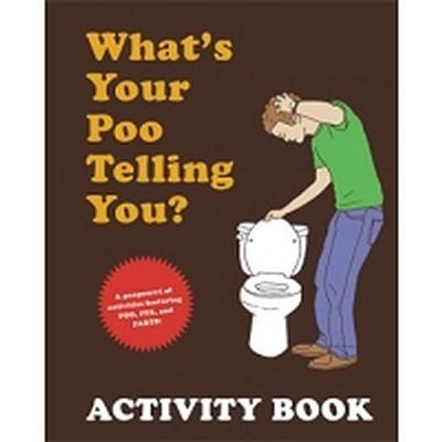 Click to get Whats Your Poo Telling You Activity Book