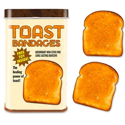 Click to get Toast Bandages