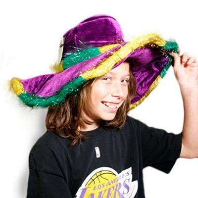 Click to get Mardi Gras Mambo Hat