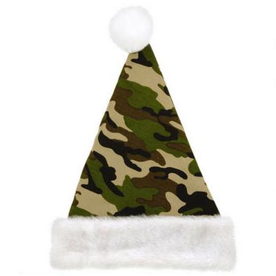 Click to get Camouflage Santa Hat
