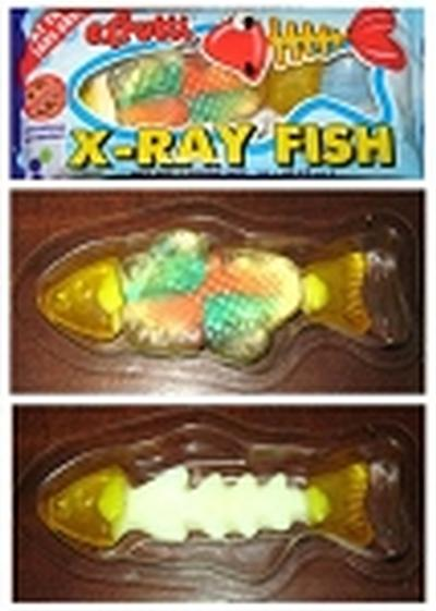 Click to get XRay Fish Candy 3 Pieces