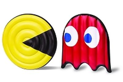 Click to get Pac Man  Ghost Pool Floats