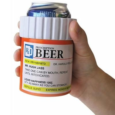 Click to get Prescription Pill Bottle Koozie