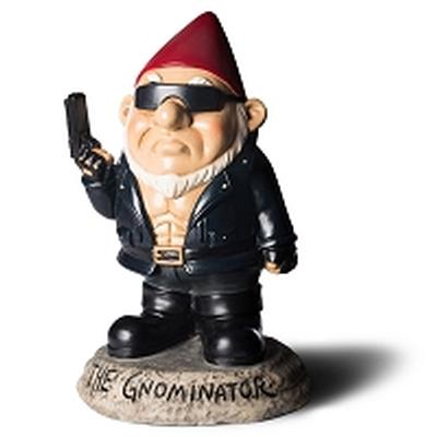 Click to get The Gnominator Garden Gnome