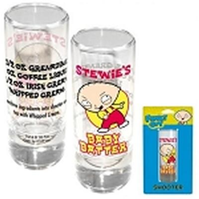 Click to get Family Guy Stewies Baby Batter Shot Glass
