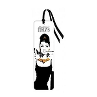 Click to get Breakfast at Tiffanys Gold Necklace Bookmark