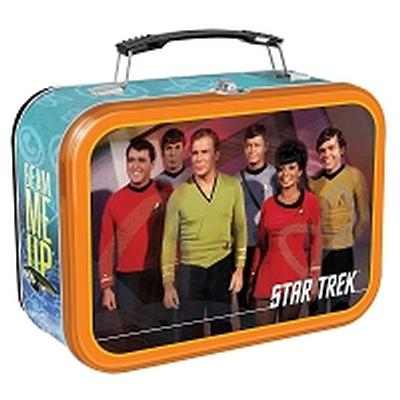 Click to get Star Trek Extra Large Tin Tote