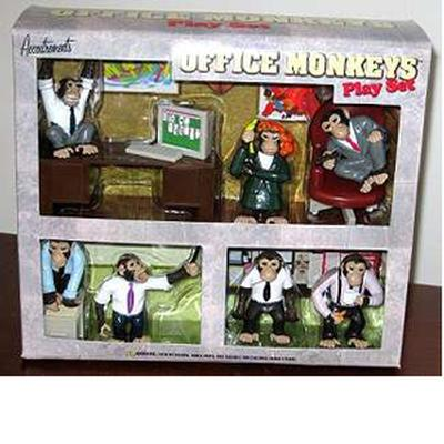 Click to get Office Monkey Play Set