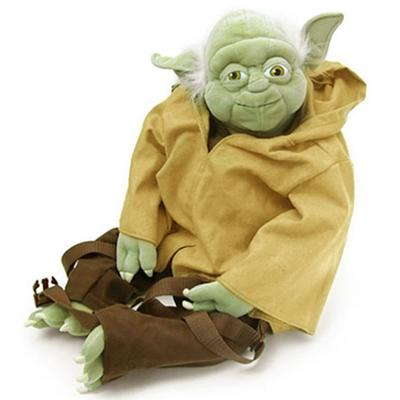 Click to get Yoda Backpack Buddy