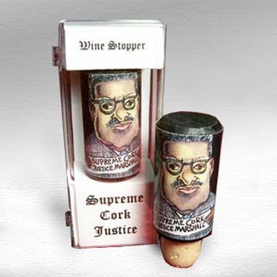 Click to get Supreme Cork Justice Thurgood Marshall