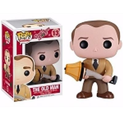 Click to get Old Man with Lamp Pop Vinyl Figure