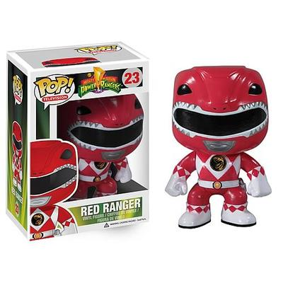 Click to get Red Ranger POP Vinyl Figure