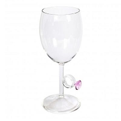 Click to get Bling Ring Wine Glass