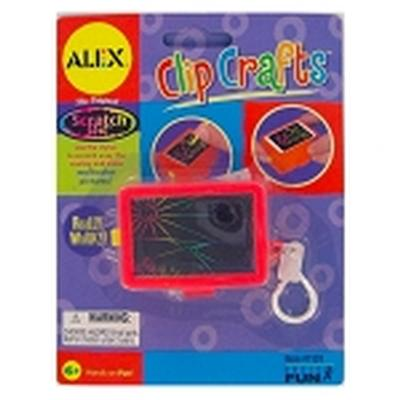 Click to get Clip Crafts Scratch Out Kit