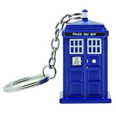 Click to get Doctor Who TARDIS Keychain