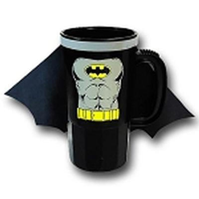 Click to get Batman Caped Plastic Stein