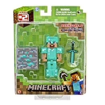 Click to get Minecraft 3 Steve with Diamond Armor